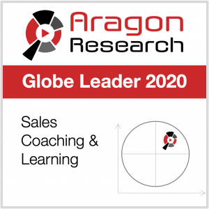 Aragon Research - Globe Leader 2020 - Sales Coaching & Learning