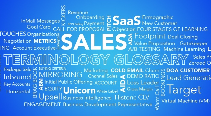 Sales Terminology Glossary Terms & Definitions for You to Know in 2020