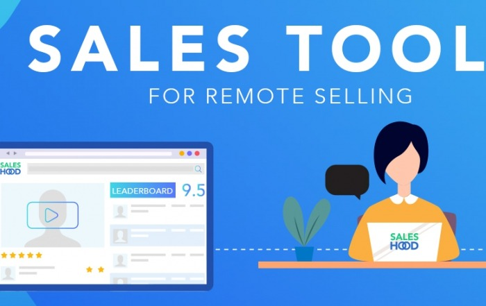 Sales Tools For Remote Selling