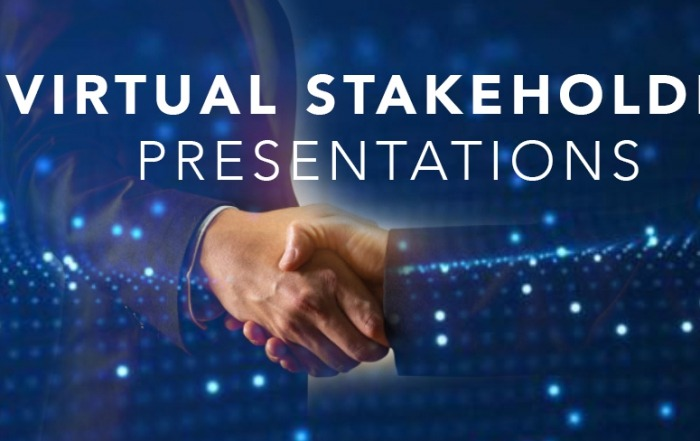 Virtual Stakeholder Presentation